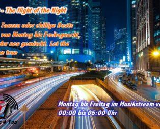 RTR1 – Die Powerstation – Nighthawk – The flight of the Night