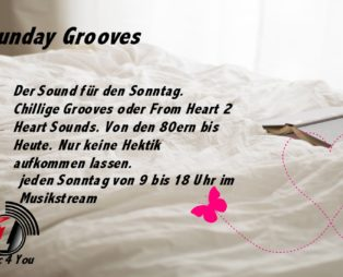 RTR1 – Sunday Grooves