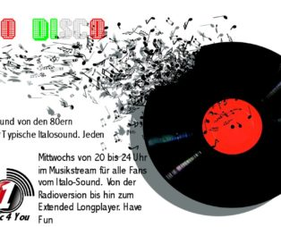 RTR 1 – Die Powerstation – Italo Disco